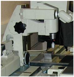 модернизация измерительного микроскопа